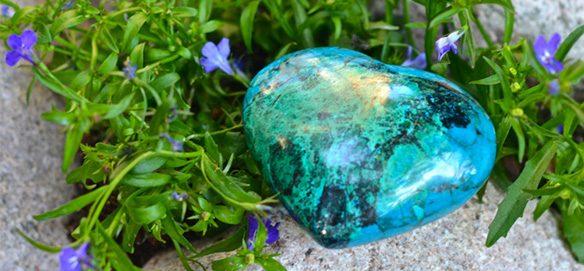 Aqua Smithsonite Healing Stone
